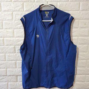Men's Mountain Hardwear Ghost Vest NWT XL